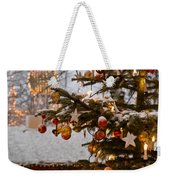 Christmastime At Tivoli Gardens Weekender Tote Bag
