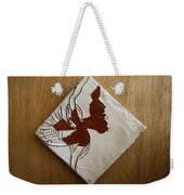 Christobel - Tile Weekender Tote Bag