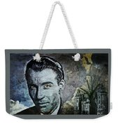 Christopher Lee Weekender Tote Bag