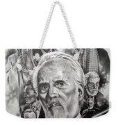 Christopher Lee Weekender Tote Bag