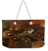 Christ's Descent Into Hell Weekender Tote Bag