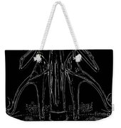 Chrome Machines Weekender Tote Bag