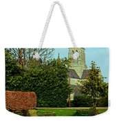 Church Garden Weekender Tote Bag