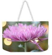 Chrysanthemum Happiness Weekender Tote Bag