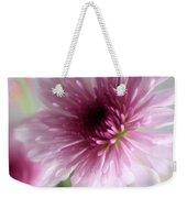 Chrysanthemum #001 Weekender Tote Bag
