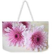 Chrysanthemums #009 Weekender Tote Bag