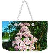 Chrysanths Weekender Tote Bag