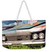 Roadside Imperials Weekender Tote Bag