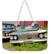 Chrysler Imperials Weekender Tote Bag