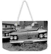 Chrysler Imperials - Bw Weekender Tote Bag