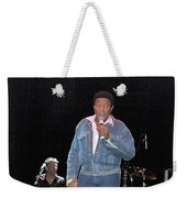 Chubby Checker Weekender Tote Bag