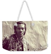 Chuck Berry, Music Legend Weekender Tote Bag