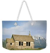 Church And School Weekender Tote Bag