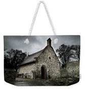 Church At Castle Frankenstein Weekender Tote Bag