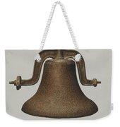 Church Bell Weekender Tote Bag