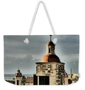 Church Bell Tower, Old Havana Weekender Tote Bag