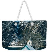 Church By The Achensee Weekender Tote Bag