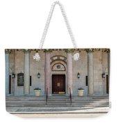 Church Doors Weekender Tote Bag