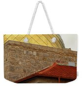 Church Golden Dome Weekender Tote Bag