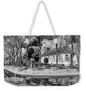Church In Holland Weekender Tote Bag