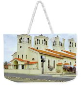 Church In New Mexico Multiplied Weekender Tote Bag