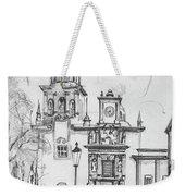Church In Queretaro, Mx Weekender Tote Bag