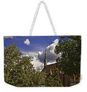 Church In Santa Fe Weekender Tote Bag