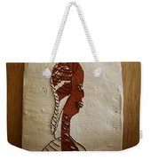 Church Lady 11 - Tile Weekender Tote Bag