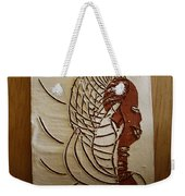 Church Lady 4 - Tile Weekender Tote Bag
