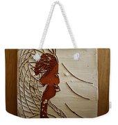Church Lady 7 - Tile Weekender Tote Bag