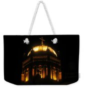 Church Lights Weekender Tote Bag