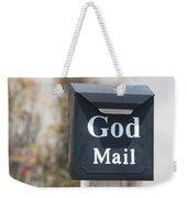 Church Mailbox In Arroyo Grande Weekender Tote Bag