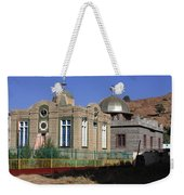 Church Of Our Lady Mary Of Zion Weekender Tote Bag