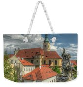 Church Of Our Lady Victorious Weekender Tote Bag