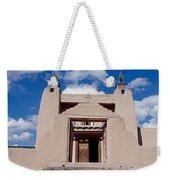 Church Of San Jose De Garcia, Las Weekender Tote Bag
