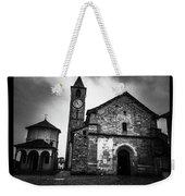 Church Of Santi Gervasio And Protasio Weekender Tote Bag