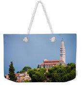 Church Of St. Euphemia Weekender Tote Bag
