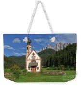 Church Of St. Johann In Ranui Weekender Tote Bag