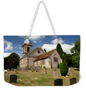 Church Of St. Lawrence West Wycombe 3 Weekender Tote Bag