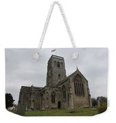 Church Of St. Mary's - Wedmore Weekender Tote Bag