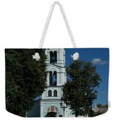Church Of The Holy Mother Of God The Source Of Life At Tsaritsyno Park Weekender Tote Bag