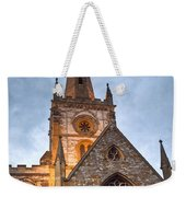 Church Of The Holy Trinity Stratford Upon Avon 2 Weekender Tote Bag