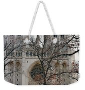 Church Of The Nation Weekender Tote Bag