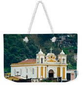 Church Of The Transfiguration Quetzaltenango Guatemala 2 Weekender Tote Bag
