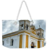Church Of The Transfiguration Quetzaltenango Guatemala 5 Weekender Tote Bag