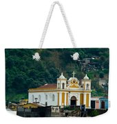Church Of The Transfiguration Quetzaltenango Guatemala Weekender Tote Bag