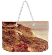 Church On A Clifftop Weekender Tote Bag