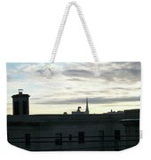 Church Over The City Weekender Tote Bag