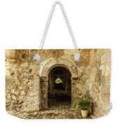 Church Ruins At El Rosario, Sinaloa Weekender Tote Bag