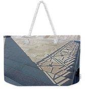 Church Shadow Steps Weekender Tote Bag